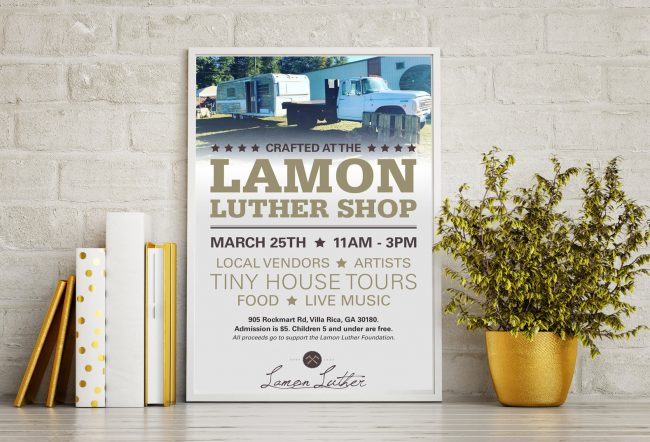 Lamon Luther Crafted