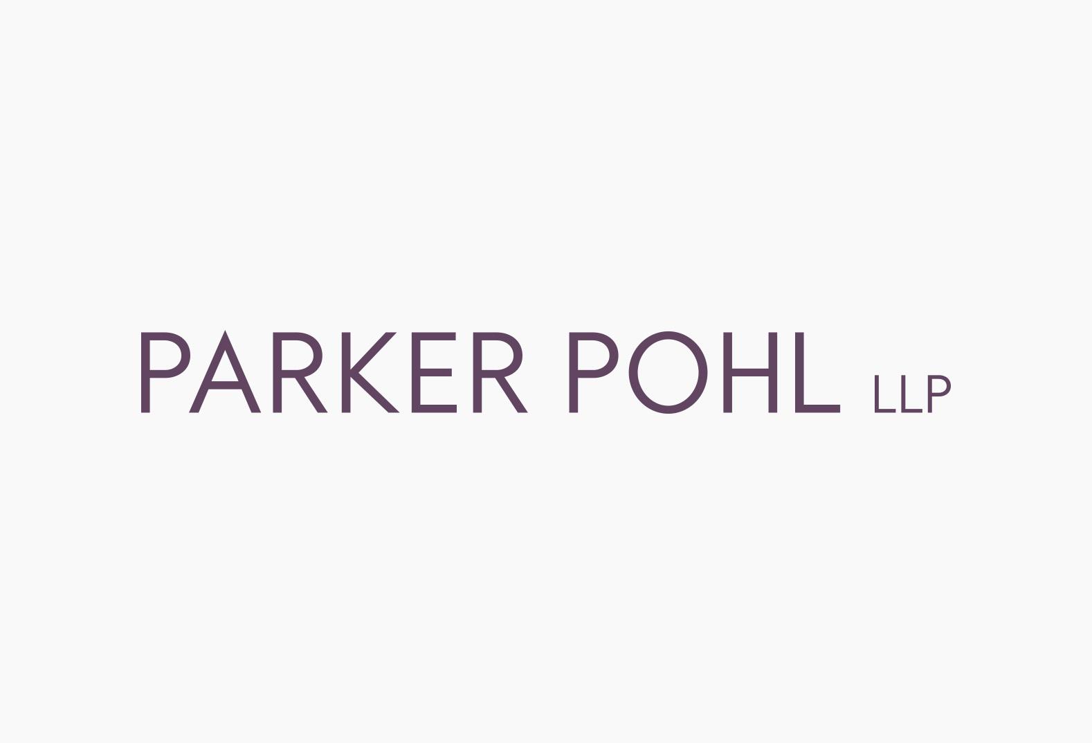 Parker Pohl LLP Logo