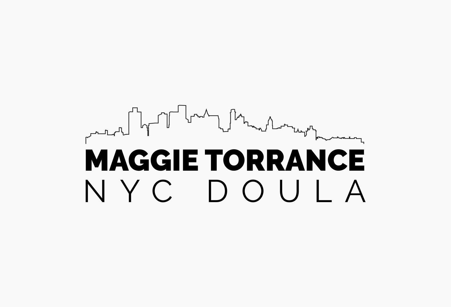 Doula Maggie Torrance Logo