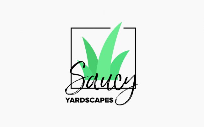 Saucy Yardscapes Logo