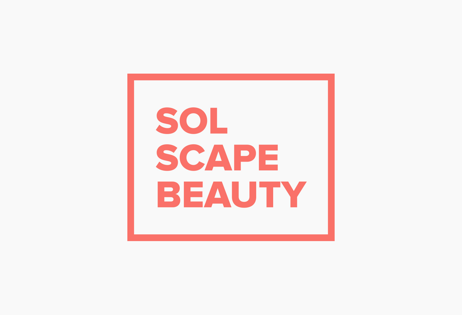 SolScape Beauty Logo
